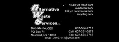 Alternative Waste Services, Inc